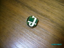 RUSSIA ESTONIA  USSR SPORTS SOCIETY  JÕUD  MEMBER´S  BADGE , OLD BADGE , EARLY TYPE - Badges