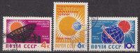 URSS 1964-Anno Del Sole Calmo-Serie Completa  Usata - 1923-1991 URSS