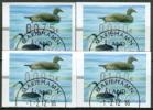 ALAND 2012 Framazegels Eenden Serie GB-USED - Aland