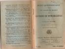 Manuel/ Sections Mitrailleuses/� l�usage des Grad�s et Soldats/Arm�e Fran�aise/112 pages /1916         LIV9