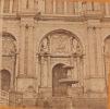 1860'S ESTEREO CATEDRAL DE MALAGA ESPAÑA SPAIN - Fotos Estereoscópicas