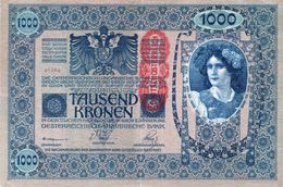 AUSTRIA - 1000 Kronen 1902 (Impero Austroungarico) See Scan - Austria