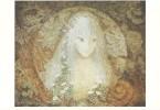 CPM Carte ésotérique Spiritualité Mythologie 15x10,5 Cm / Elfe - Contes, Fables & Légendes
