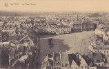 59 - Cambrai - La Place D'Armes (animation, Attelages, Rails Du Tramway) - Cambrai