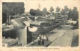 21 VENAREY LES LAUMES LE PORT DU CANAL DE BOURGOGNE AVEC PENICHE - Venarey Les Laumes