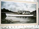 BARCA MOTORE  LANCIA AUTOLANCIA  PUBBLICITA DITTA  METRI 7,50 40 HP  Simile Torpediniere N1920  DV2573 - Barche