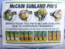McCAIN Sunland - Pin's