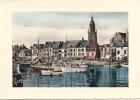 -LE CROISIC  Le Port Le Quai Et Le Clocher De L'église Neuve TTB - Le Croisic