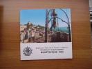 LIBRETTO DELLE MONETE DI SAN MARINO DEL 1983 - SOLO LIBRETTO NON CONTENITORE E MONETE - - Materiale
