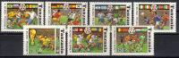 Tanzania,World Cup-USA ´94. 1994.,MNH - Tansania (1964-...)