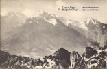 Cpa Congo Belge, Monts Ruwenzori - Belgian Congo - Other