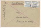 P5 - LUFTFELDPOST - Sens DRESDEN Vers Feldpost 32552  - Avril 1944 - - Alemania