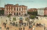 CONSTANTINE  - PLACE DE LA BRECHE - LA POSTE  45 - Constantine