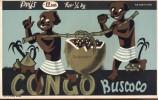 Pub. Reclame Congo Buscoco - Litho Deboo Brugge - Publicités