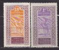 Zegels Afrique Occidentale Française -2 Zegels - Haute-Volta (1958-1984)