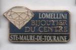 Ville De Ste Maure De Touraine , Bijoutier Lomellini , Indre Et Loire - Cities