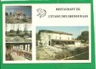 CHARANTONNAY   - RESTAURANT DE L'ETANG DE GRENOUILLES ( 4 VUES ) - Unclassified