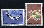 Turquie ** N° 2010/2011 - Jeux Méditerranéens D'Izmir - Unused Stamps