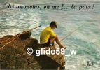 En Vacances - Ici Au Moins, On Me F... La Paix ! - N° 962 - Humour