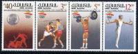 ARMENIA 1992 Olympic Games, Barcelona, Set In Strip Of 4 MNH / ** - Summer 1992: Barcelona