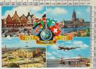 Aerei - Avion -  Air France  Pan American  Frankfurt - 1946-....: Era Moderna