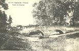 PORTUGAL - SANTAREM -RIBEIRA -  PONTE DE ALCORCA - 1915 PC - Santarem