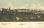 PORTUGAL - SANTAREM - PANORAMA- 1905 PC - Santarem