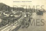 PORTUGAL - SANTAREM - RIBEIRA- 1920 REAL PHOTO PC - Santarem