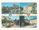 Cp, Slovaquie, Prague, Multi-Vues, Voyagée 1994 - Slovaquie