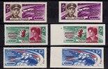 Russie 1963 N°Y.T. : 2681 à 2683 +ND. ** - 1923-1991 USSR