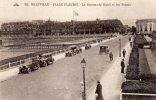 CPA  (14)  Deauville - Plage -  Le Normandy Hotel Et Les Tennis - - Deauville