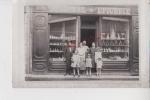 Carte Photo à Situer Régional Epicerie J Meyer Paris Lyon ? Enfant Fillette Poupée Banania - Negozi
