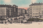 WIEN   Kärntnerstrasse  (animée Tramways TBE) - Unclassified