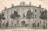Cher- Saint Amand Montrond -La Caserne De Gendarmerie. - Saint-Amand-Montrond
