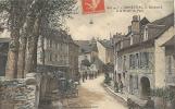 Corrèze- Donzenac -Le Boulevard Et La Route De Paris, Belle Carte ! - Andere Gemeenten