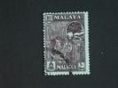 Maleisië Malaya Malaysia Malacca 1960 Tigre Tijger Yv 292 O - Malacca