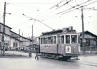 Chemin De Fer Tramway à Fribourg, Photo 1961 BVA 125.2 TF - FR Fribourg