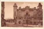 64 SAINT JEAN DE LUZ 1930 ? RUE ANIMEE GRAND CAFE SUISSE ED DELBOY 19 - Saint Jean De Luz