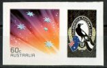 Australia 2011 Collingwood Magpies Football Club Right With 60c Red Southern Cross Self-adhesive MNH - Mint Stamps