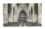 cp, Angleterre, Mildenhall, St-Mary's Church, voyag�e 1966