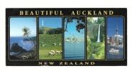 Cp, Nouvelle Zélande, Beautiful Auckland, Multi-Vues, Frais De Port : € 1.55, Voyagée 2005 - Nouvelle-Zélande