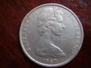 NEW ZEALAND 1967 50 CENTS USED COIN VERY FINE Copper-Nickel. - New Zealand