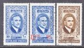 S Yria 268a-70  *     (o) - Syria (1919-1945)