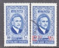 S Yria 268a-69   **     (o) - Unused Stamps