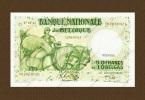 *Belgie - Belgique* 50 Francs Type Anto Carte **ZF** * 1943 * Lot 0021 - [ 2] 1831-... : Belgian Kingdom