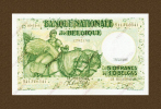 *Belgie - Belgique* 50 Francs Type Anto Carte **ZF** * 1944 * Lot 0341 - [ 2] 1831-... : Belgian Kingdom