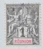 Reunion Island 34   (o) - Used Stamps