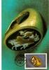 Romania Maxi Card / Roman Ring - Archeologia