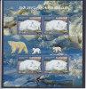 BL73 **, Polar Bear Knut, Imperforated, With Certificate Hetzel, Only 30 Items !!! (X15360) - Azerbaïdjan