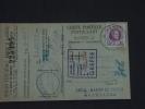 Carte Caisse De Retraite Marchin Vers Bruxelles 1926 Lijfrentekas Houyoux  (ref 193) - 1922-1927 Houyoux